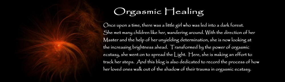 Orgasmic Healing